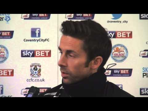 David Prutton on his loan move to Coventry City