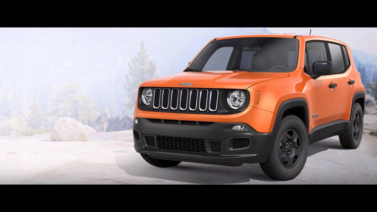 2016 jeep renegade omaha orange youtube. Black Bedroom Furniture Sets. Home Design Ideas