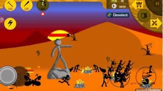 Прохождение игры ,,Stick War