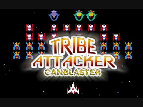 Canblaster - Tribe Attacker