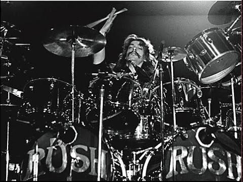 I'm Standing Behind Neil Peart's 1974 Chrome Wrap ...