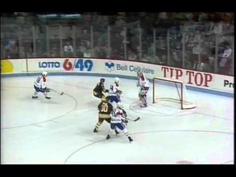 1991 Bruins-Habs Adams Div. Final Games 4-7