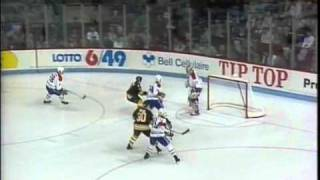 1991 Bruins-Habs Adams Div. Final Games 4-7