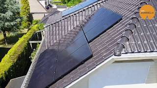 Zonnepanelen installeren door 100% ZONNIG uit Wijchen