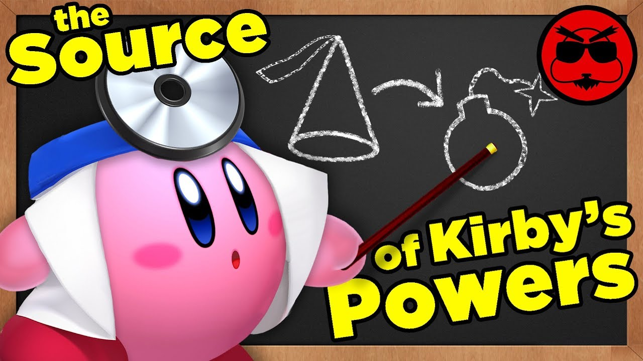 The Ancient Origins Of Kirby's Hats UNCOVERED!  | Culture Shock