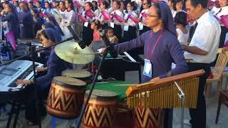 Kỷ niệm Lavang      DÂNG BA NGÔI  Thế Thông