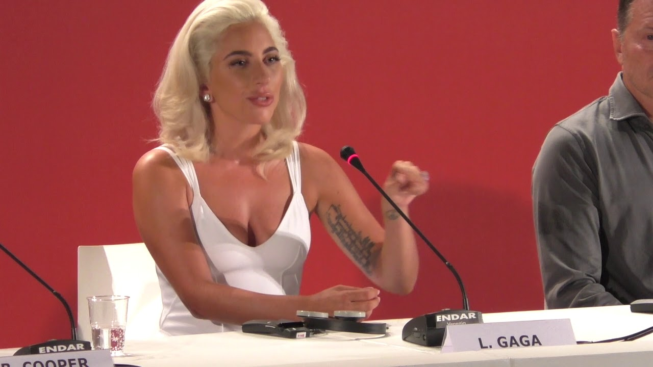 Lady Gaga On Being Without Make Up For A Star Is Born Bradley Cooper Youtube