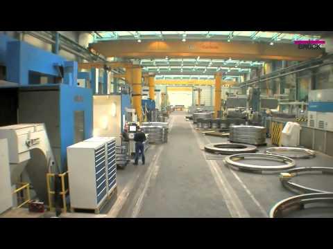 Brück GmbH Führender Anbieter von nahtlos warm gewaltzen Ringen, Flanschen, Sonderschmiedeteilen