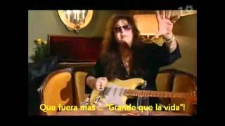 "Yngwie Malmsteen Habla acerca del ""Grunge"" (Hardrockens Tv serie)"