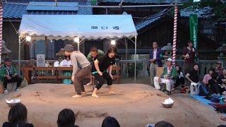 """Mitajiri Woman ass sumo """"First round28[Mitajiri Woman ass sumo to..."""