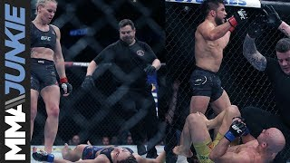 UFC 238 matchmaker: What is next for Marlon Moraes and Jessica Eye?