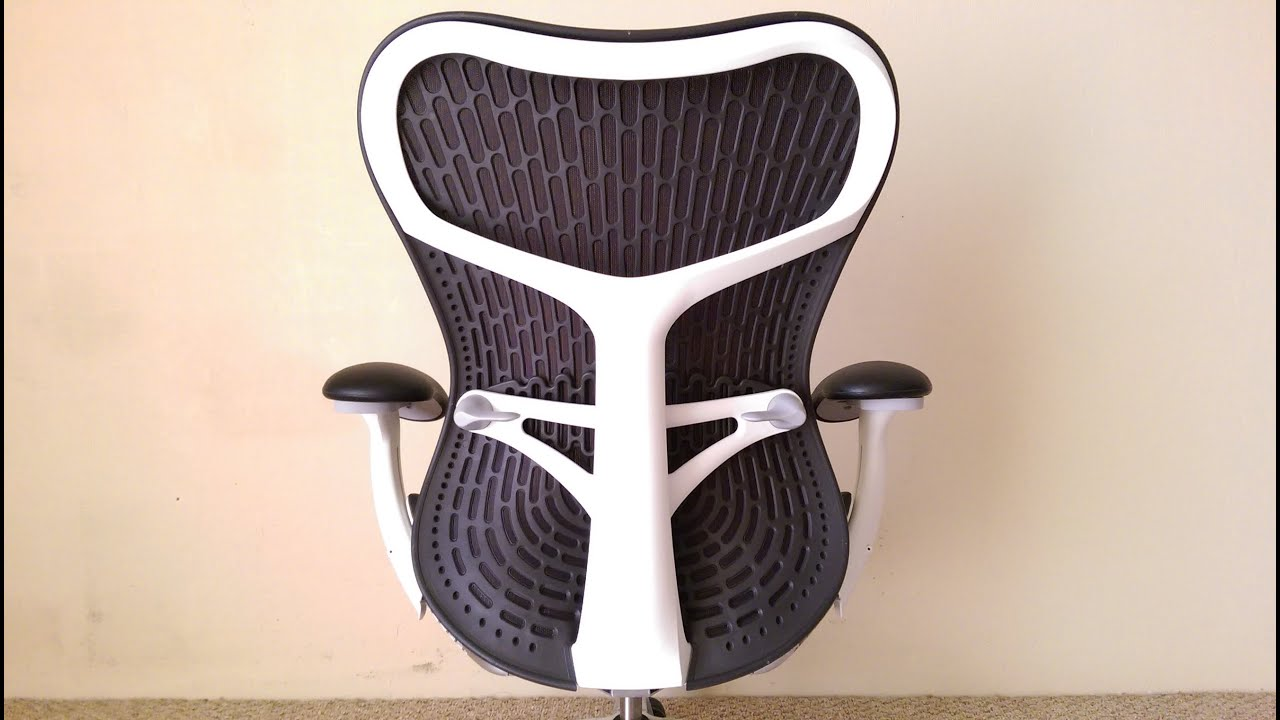 Herman Miller Mirra 2 Chair Long Review