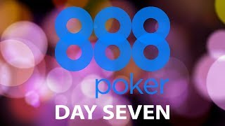 888 Update: Main Event Day 7