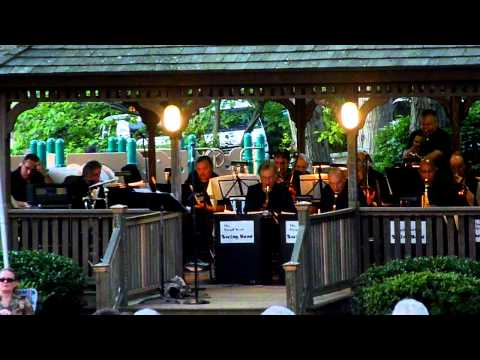 The Virgil Scott Swing Band performed in Pelham in 2011 as part of the town's summer concert series. They perform again Monday, July 29, 2013.
