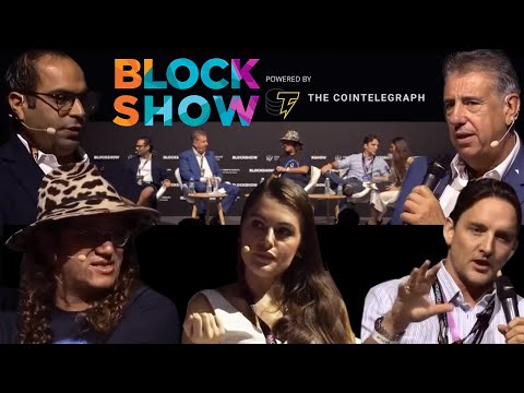 The Future of AI and Blockchain – An AI expert panel discussion at the BlockShow Asia 2019