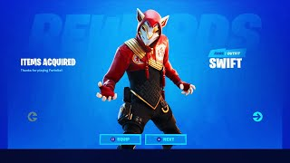 CLAIM YOUR FREE! SKIN In Fortnite! Chapter 2... Chinese NEW YEAR (How To Get Swift Skin)