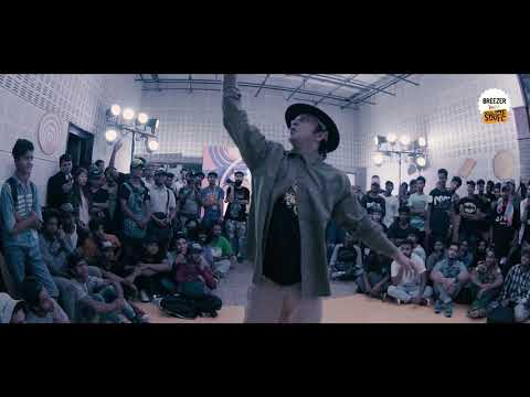 Bruno Mars 24K Magic | Funkey Judge Showcase | Breezer Vivid Shuffle | New Delhi