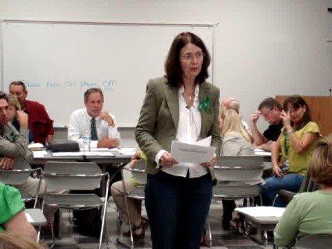 ABCE Bargaining Session - Oct. 3, 2008