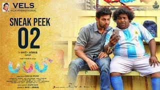 Puppy Sneak Peek  | Puppy Super scenes | Yogi Babu, Varun, Samyuktha Hegde | Morattu Single | Dharan