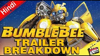 Bumblebee (2018) - Official Trailer [Explained In Hindi]