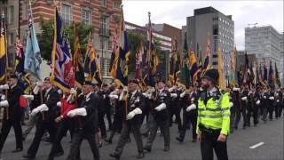 Armed Forces Day Liverpool 24/06/2017