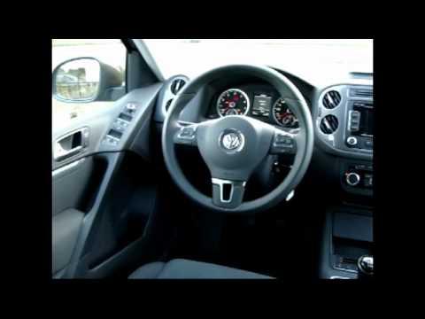 1.4 TSI – 160 CV sulla VW Tiguan 2011