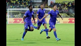 Kerala Blasters FC 0-1 Mumbai City FC - Match 5 Highlights | Hero ISL 2019-20