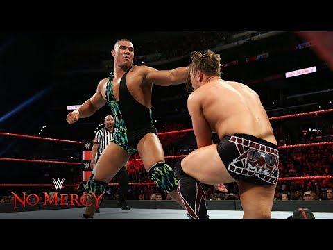 Jason Jordan brings the fight to Intercontinental Champion The Miz: WWE No Mercy 2017