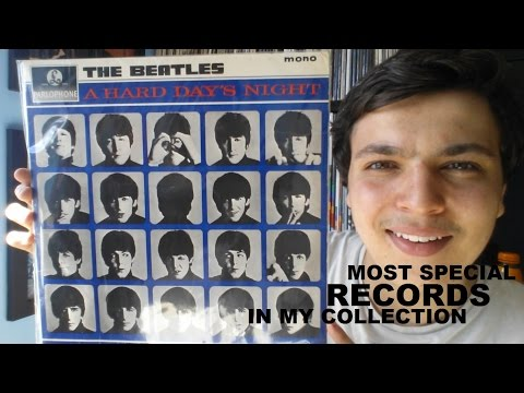 My Most Special Records In My Record Collection