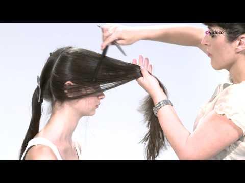 Haarschnitt für sehr langes gestuftes Haar - LONGlayered - Christine Wegscheider