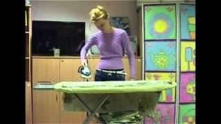 Как правильно гладить простыню.(Пошаговая инструкция без терминов на ясном языке. Видео будет полезно для инвалидов со сложностями в бытов..., 2015-12-01T11:07:01.000Z)