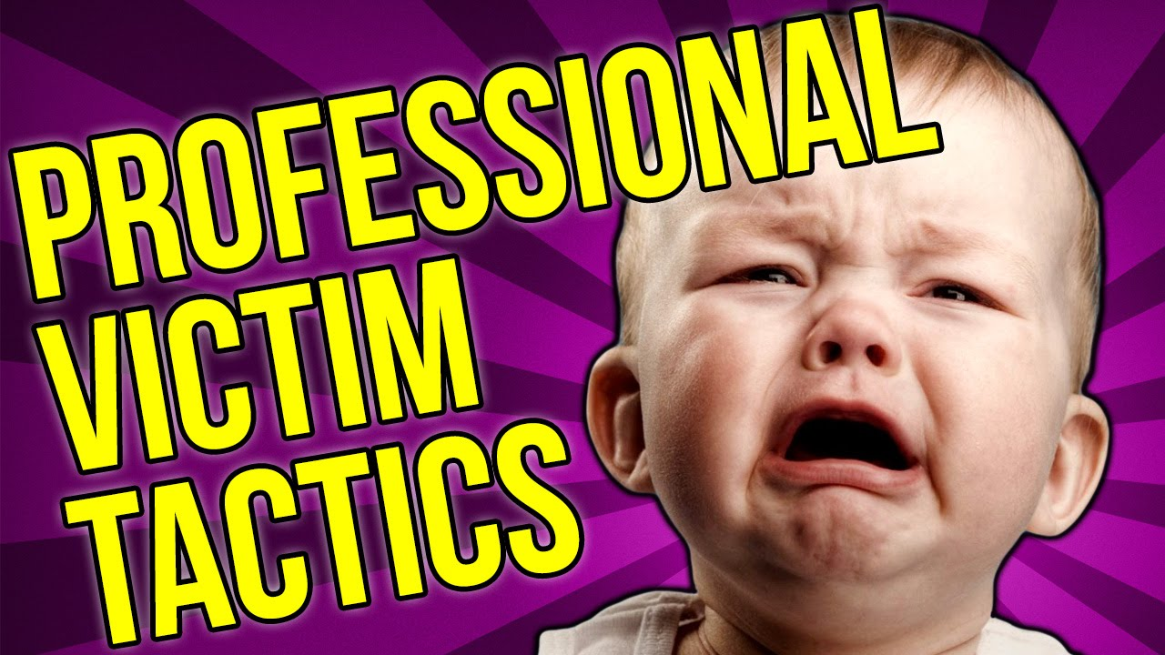 PROFESSIONAL VICTIM TACTICS (Guest video by Vernaculis) | Feminism ...