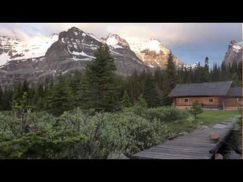 CTM Lake O'Hara Part 10 Elizabeth Parker Hut and Wiwaxy Cabin