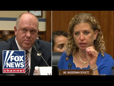 Ex-ICE director shoots down House Democrat in heated exchang