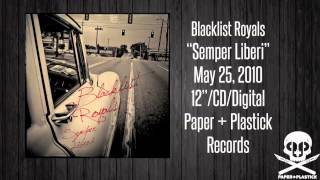 Watch Blacklist Royals California video