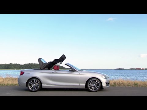 bmw 2er cabrio 2015 bmw 2 series convertible youtube. Black Bedroom Furniture Sets. Home Design Ideas