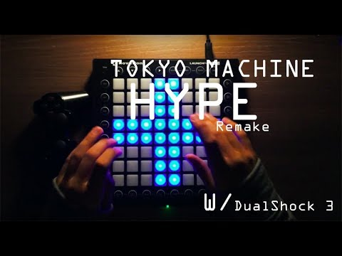 Tokyo Machine - Hype [Launchpad cover] CKSl project remake (50 sub special)