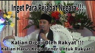 Download Video Ceramah Lucu Kocak KH. Jamaluddin - Ingat Para Pejabat Negara, Kalian Itu Kita Yang Gaji ! MP3 3GP MP4