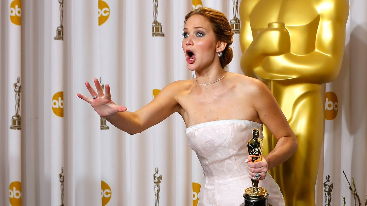 A Surprising Twist in Jennifer Lawrence's Leaked Nude ...