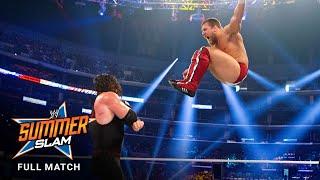 FULL MATCH - Daniel Bryan vs. Kane: SummerSlam 2012