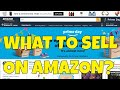 Amazon FBA Product Sourcing & Product Research for Beginners | How to Know What to Sell?