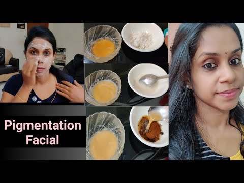 Pigmentation Facial | Remove Dark Spots In Just 7 Days | 100% Natural | Kavis Lifestyle Lab