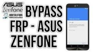 Remove Disable Bypass google account Asus Zenfone GO Z00VD, Android 6.0.1 5.1.1 very easy