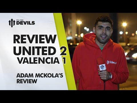 Bring On Swansea! | Manchester United 2 Valencia 1 | ReUnited Pre-Season 14/15