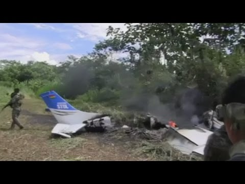 Military can now shoot down planes suspected of smuggling drugs in Peru