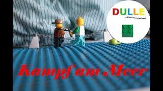 Lego Kampf am Meer
