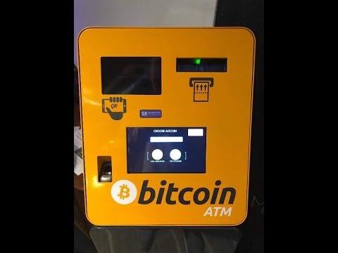 Bitcoin ATM Craze Explodes In New York