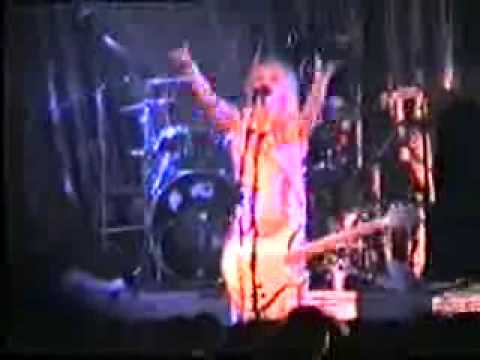 Hole - Teenage Whore - live Berlin 1995