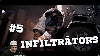 INFILTRĀTORS | Terminator: Resistance #5