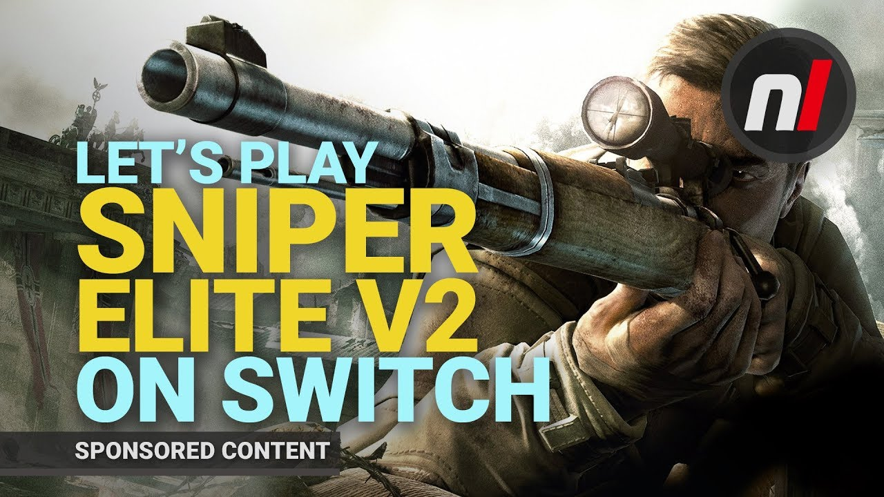 Video: Keeping A Steady Grip On Sniper Elite V2 Remastered On Switch